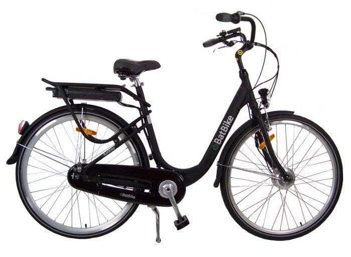 BatBike elcykel 2010/20