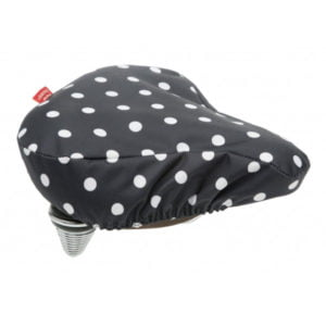 New Looxs Polka Sadle Cover Black