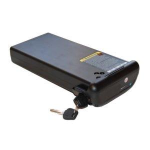 BatBike batteri svart