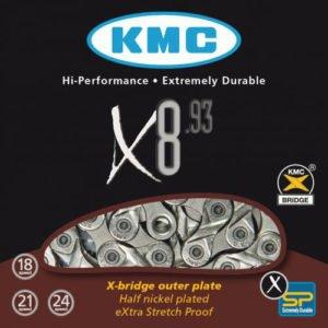 KMC X8-93