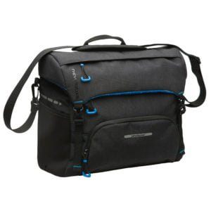 Sports Messenger Bag svart
