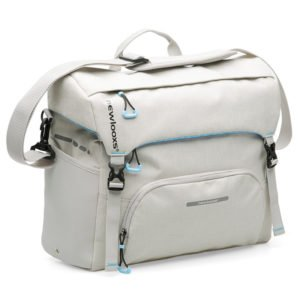 Sports Messenger Bag vit