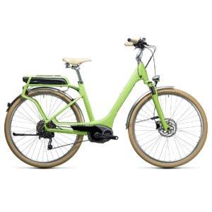 Cube Elly Ride Hybrid 400 Green