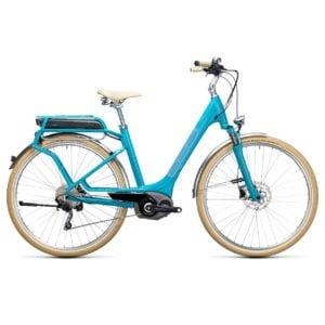 Cube Elly Ride Hybrid 400 Blue