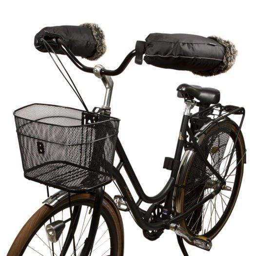 Cykelvante böjt päls