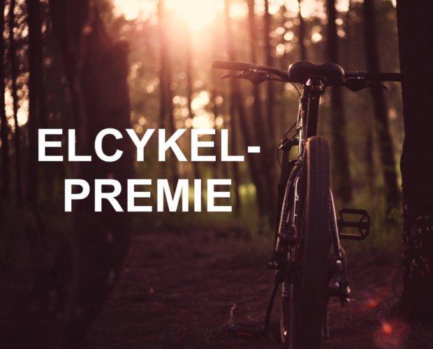 Elcykelpremie