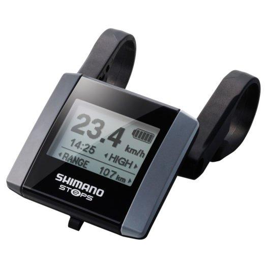 Display Shimano STEPS SC-E6000