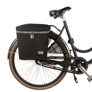 Weathergoods Korgskydd Sidokorg Svart cykel
