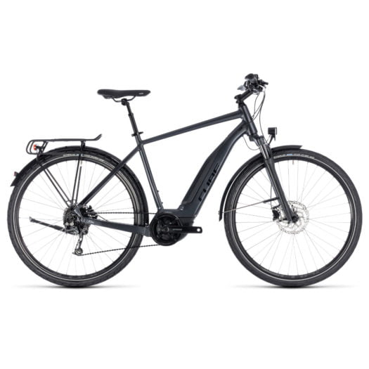 Cube Touring Hybrid One black