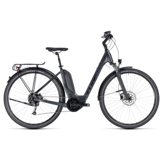 Cube Touring Hybrid One black dam