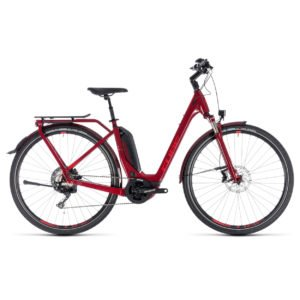 Cube Touring Hybrid Exc 500 red dam