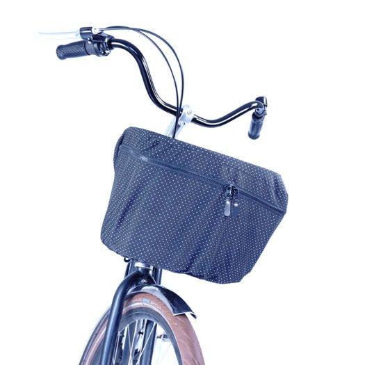Cykelkorgskydd dot cykel