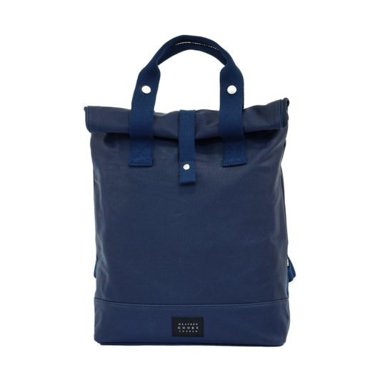 Weathergoods City Backpack Navy Front