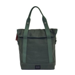 Weathergoods City Tote Green Front