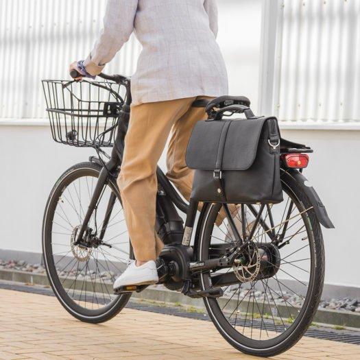 Weathergoods Urban Satchel cykel 2