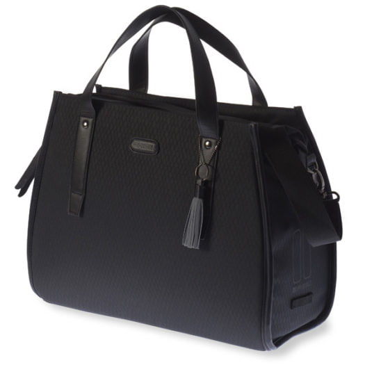 Basil Noir Shoulderbag