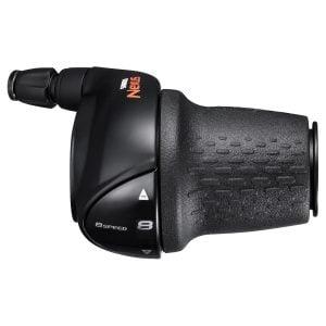 Växelreglage Shimano Nexus 8 svart