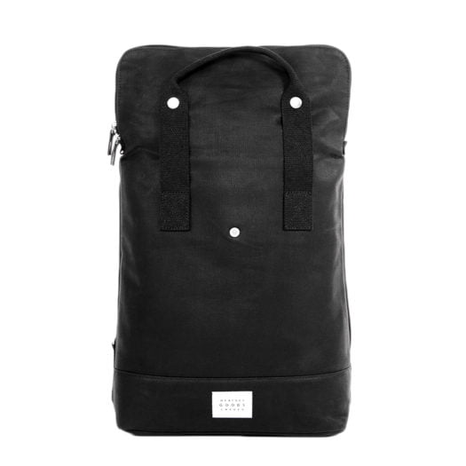 Weathergoods Bicycle bag city backpack Black
