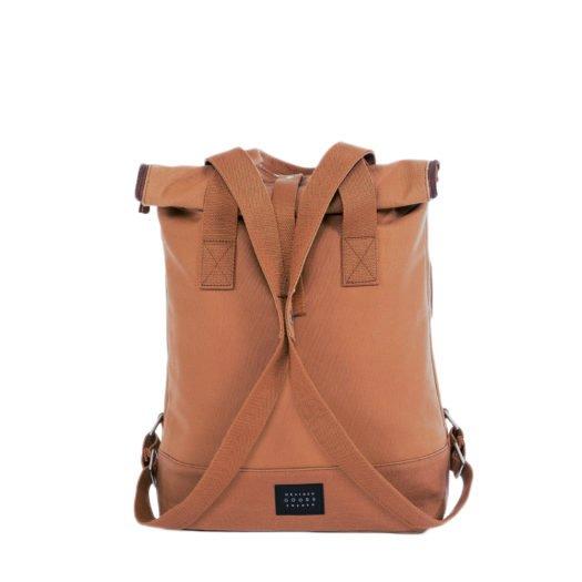 Weathergoods Bicycle bag city backpack Cognac