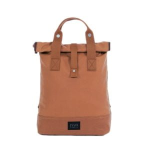 Weathergoods Bicycle bag city backpack Cognac