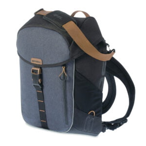 Basil Miles Day Pack svart