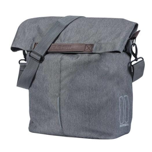 Basil city shopper grå