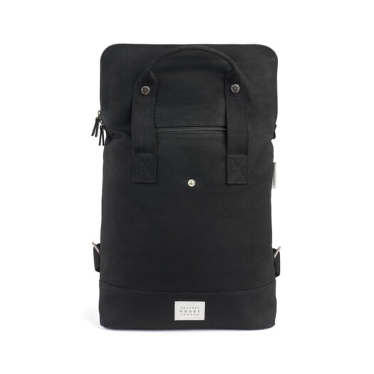 weathergoods-bicycle-bag-city-bikepack-black-front-expanded