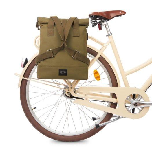 weathergoods-bicycle-bag-city-bikepack-olive-bike-straps-2