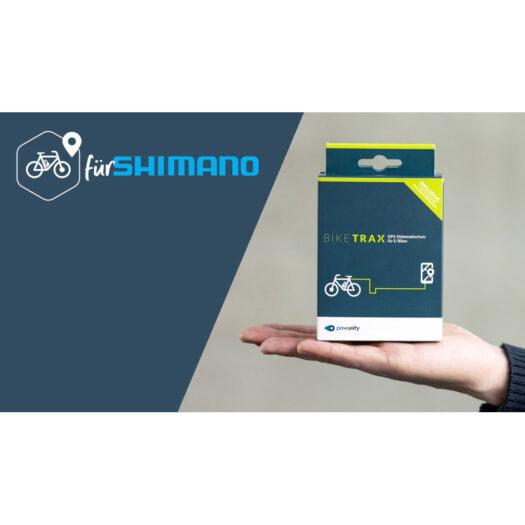 Biketrax for Shimano